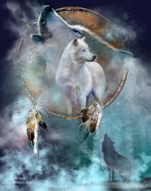 White Wolf Spirit
