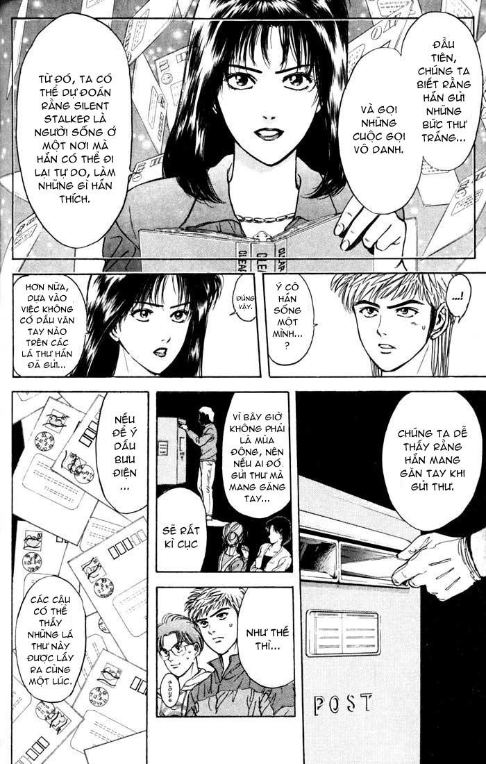 Psychometrer Eiji chapter 30 trang 13