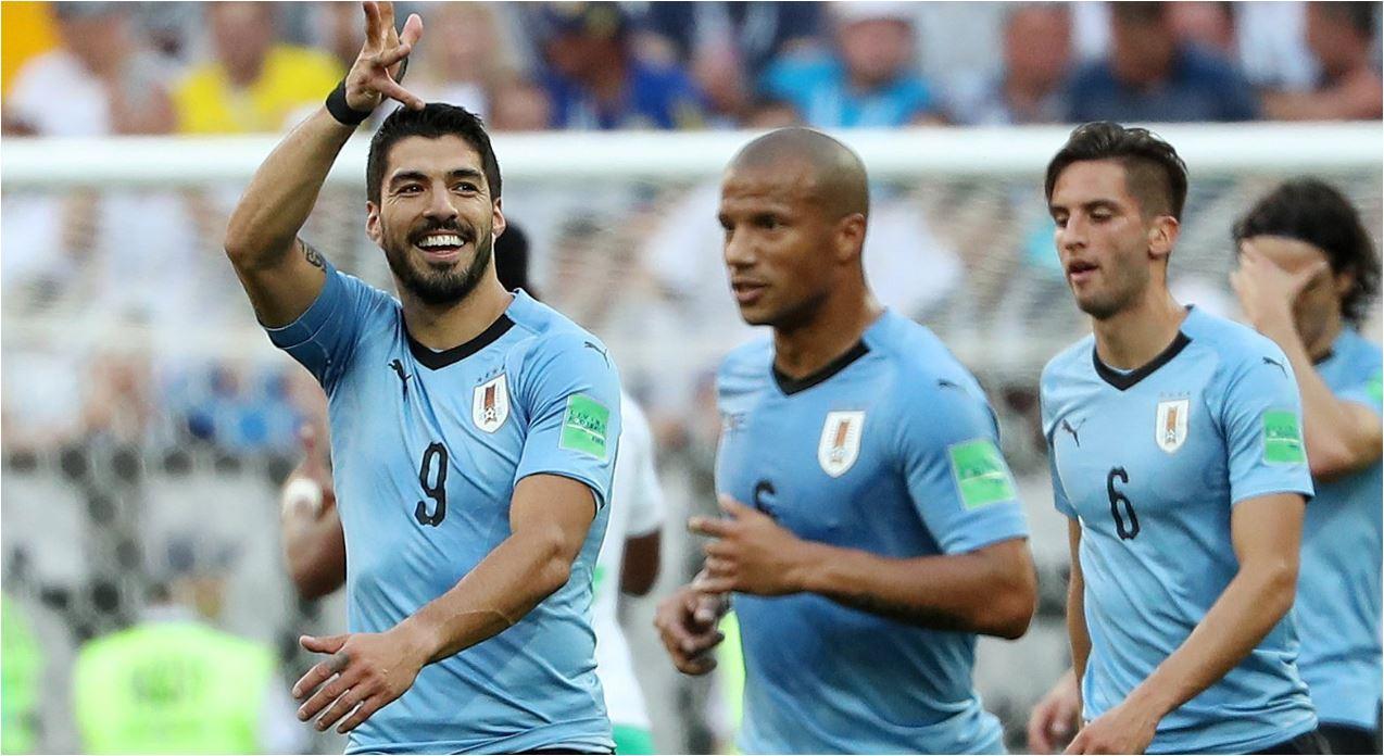 Uruguay Tidak berhasil Tuntaskan Dendam Atas Prancis