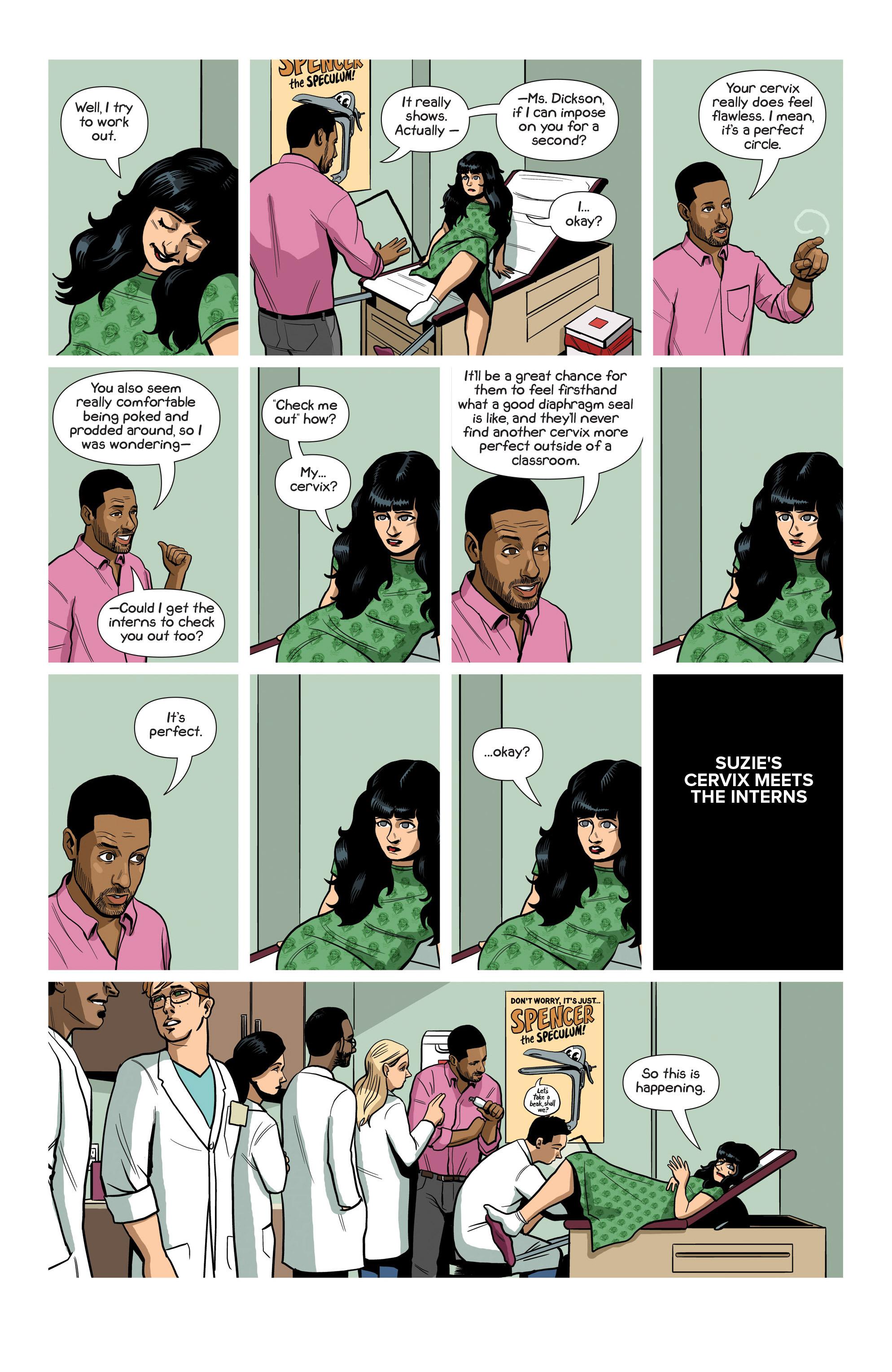 Read online Sex Criminals comic -  Issue #8 - 8