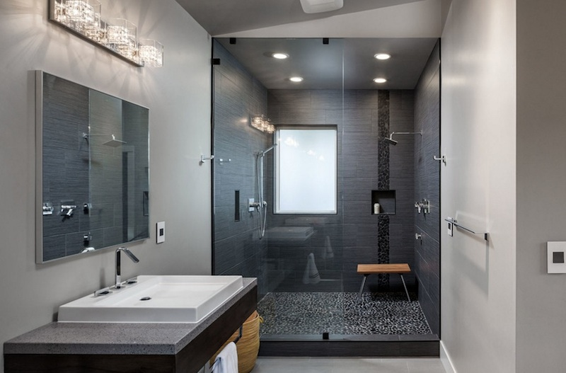 25 Ideas de baño moderno para crear un aspecto limpio - Decoracion ...