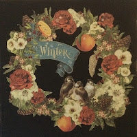Seasons Album Cover Winter Clare Charvill My Creative Spirit Graphic 45