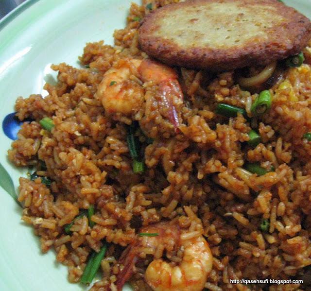 Resepi Nasi Goreng Kicap Mudah dan Sedap