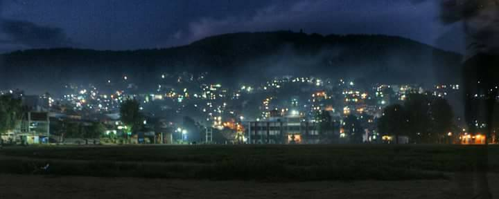 Tansen Night View