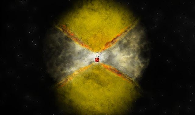 Shocking discovery explains powerful novae