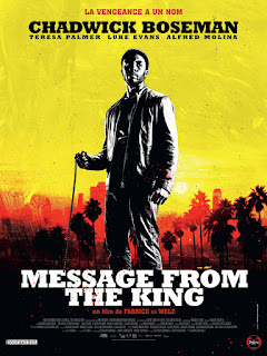 Message from The King ( 2017 )
