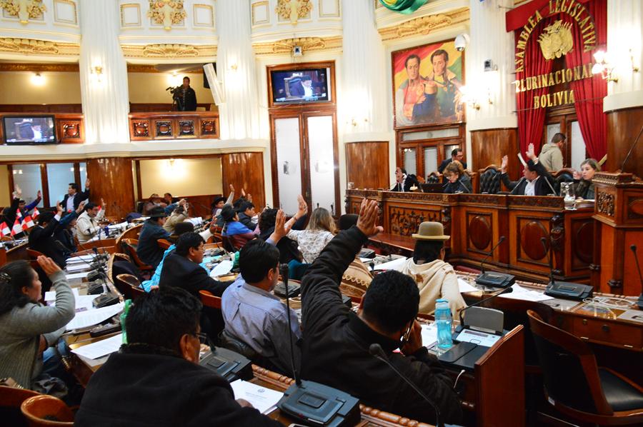 Cámara Baja avanza aprobación del código que entrará en vigencia a fines de 2018