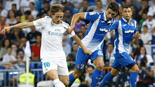 Ya se conoce el horario del Real Madrid-Espanyol