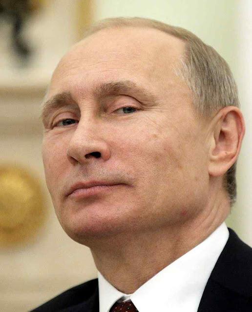 Putin tenta cerrar de cima mas seus aviões são facilmente derrubados