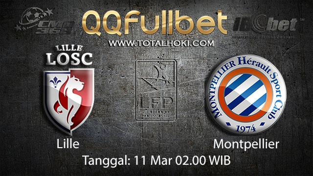 BOLA88 - PREDIKSI TARUHAN BOLA LILLE VS MONTPELLIER 11 MARET 2018 ( FRENCH LIGUE 1 )