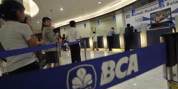 Lowongan Kerja PT. Bank Central Asia (Bank BCA)