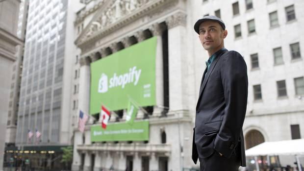قصة نجاح شوبيفاى Shopify