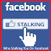 Facebook People You May Know Stalking
