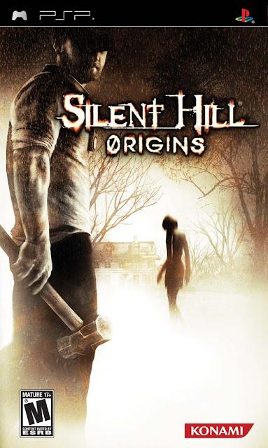 Silent Hill Origins PSP