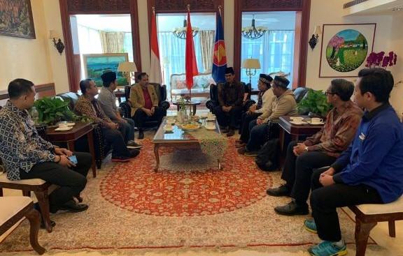 PCINU Tiongkok Rancang Terjemah Al-Qur'an Indonesia-Tiongkok