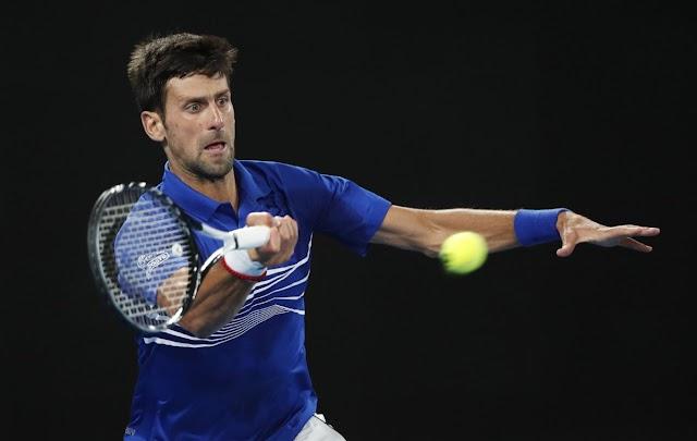 Djockovic thắng dễ Nadal đăng quang Australia Open 2019