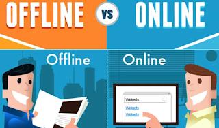 cara promosi bisnis produk offline atau online