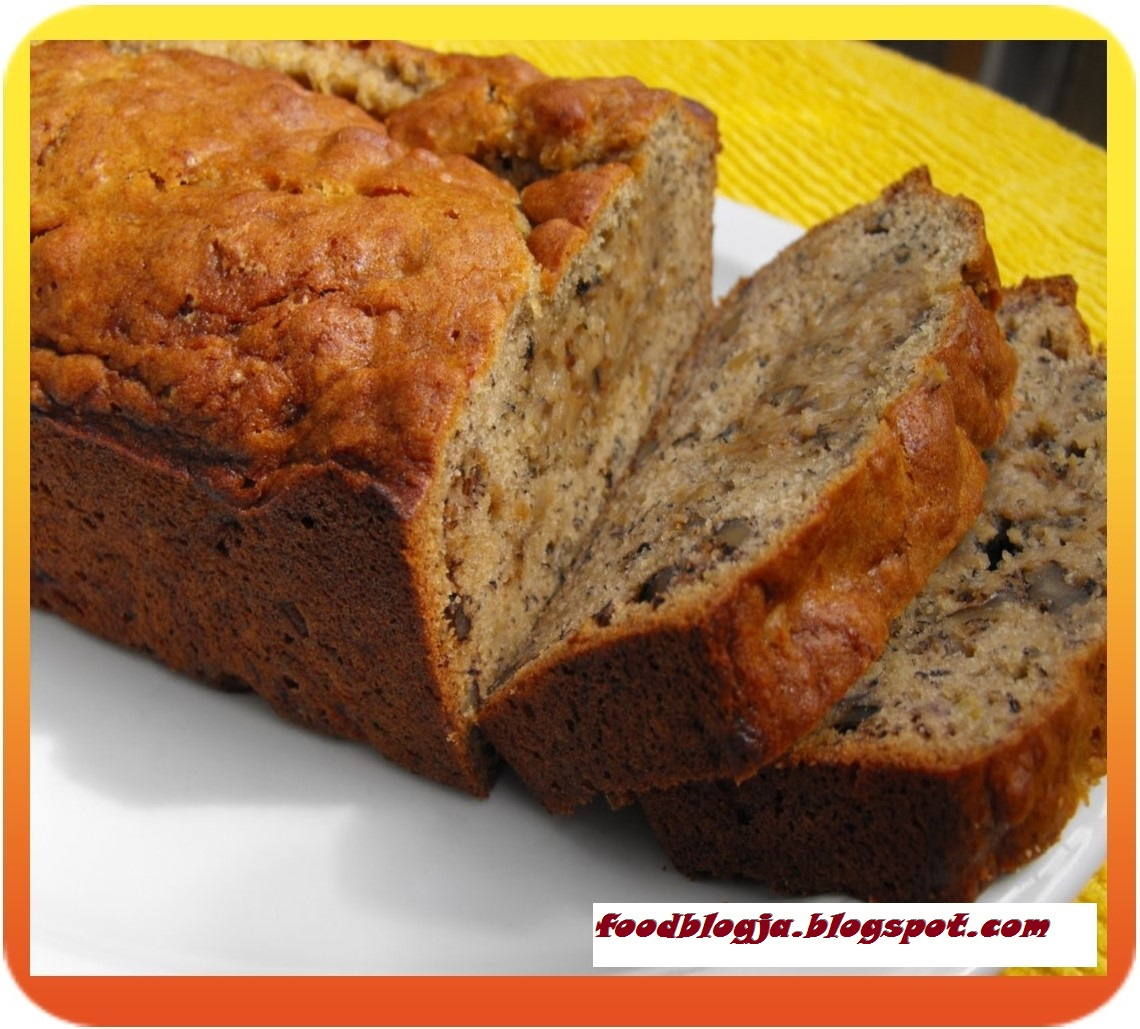 Jamaican banana bread recipe food blog ja written by staff writer on tuesday july 26 2016 1241 pm forumfinder Choice Image
