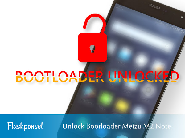 Unlock Bootloader Meizu M2 Note
