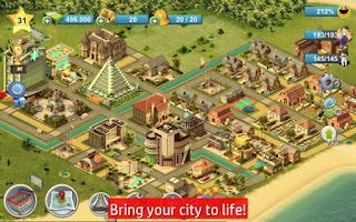 City Island 4 Sim Town Tycoon Mod Apk