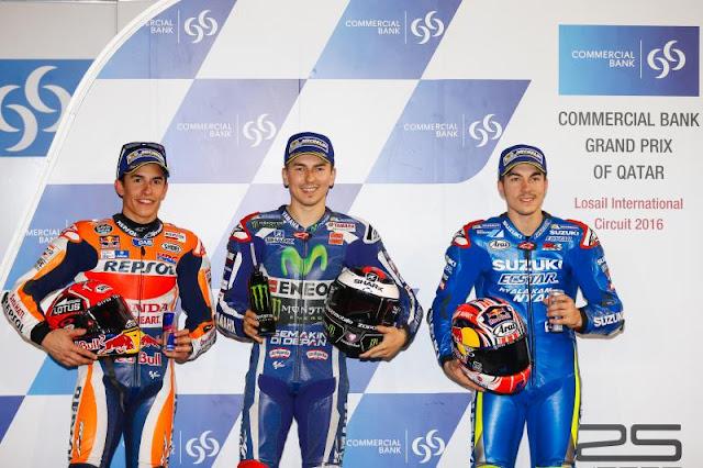 Marquez : Lorenzo dan Vinales Melakukan Hal yang Salah