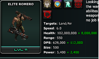 War Commander -  Romero