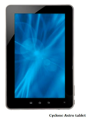 Sumvision Cyclone Astro tablet