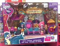 MLP Store Finds - Equestria Girls Minis Movie Theater