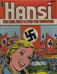 Hansi The Girl Who Loved The Swastika