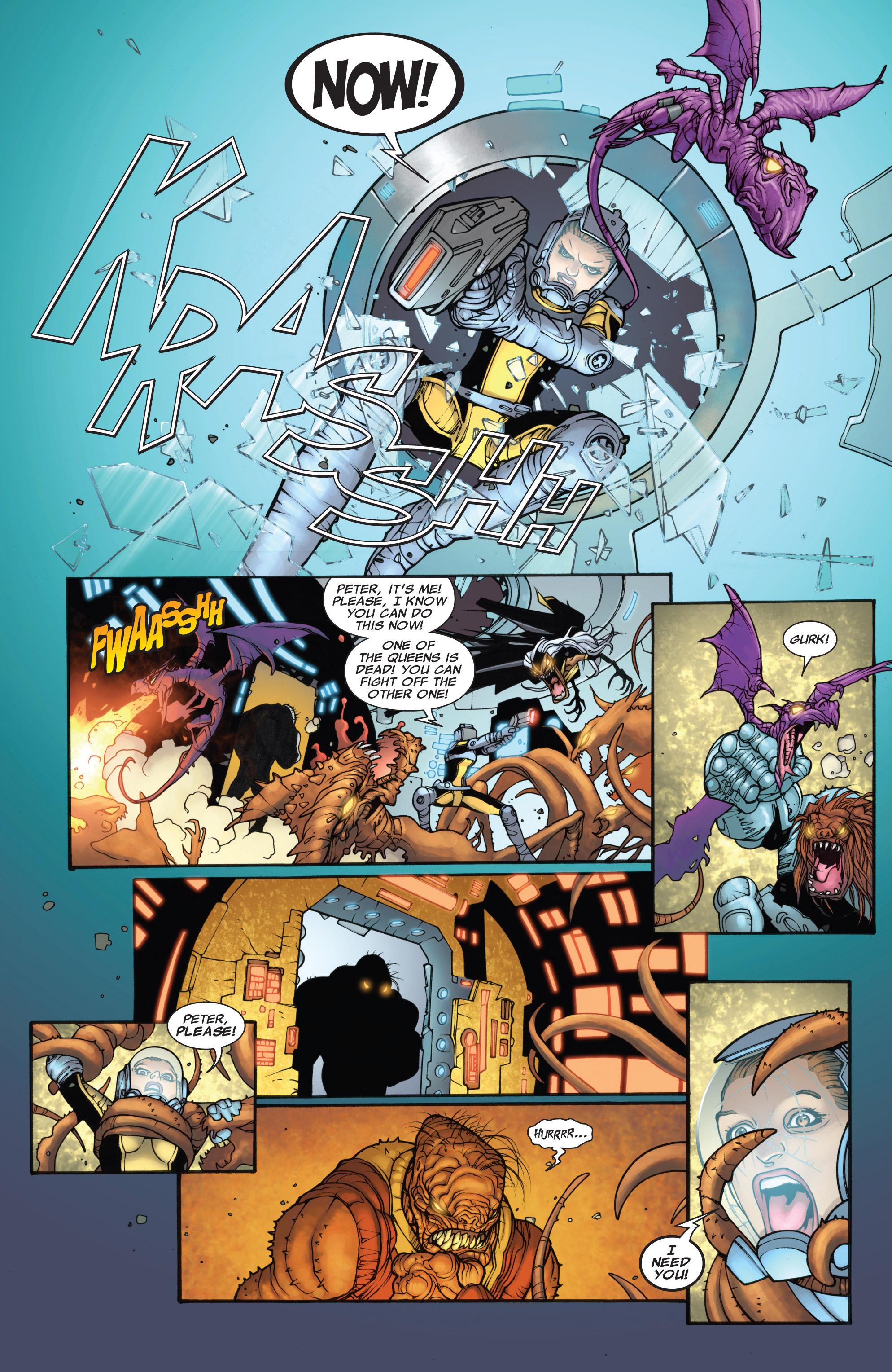 Read online Astonishing X-Men (2004) comic -  Issue #42 - 10