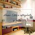 Inspirações de Home office integrado a sala