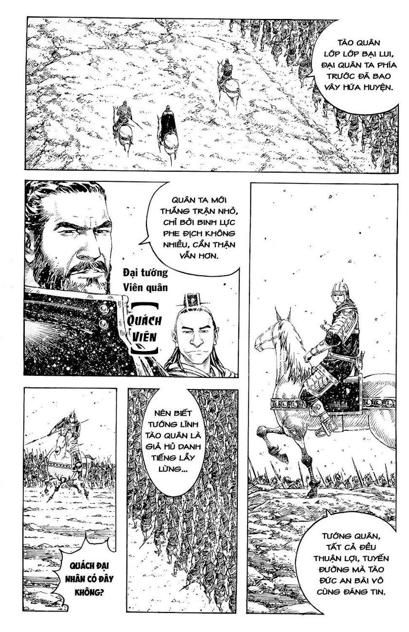Hỏa phụng liêu nguyên Chương 350: Lại thêm kẻ địch [Remake] trang 3