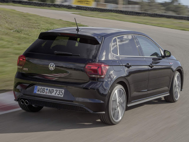 VW Polo GTS 1.4 TSI Flex