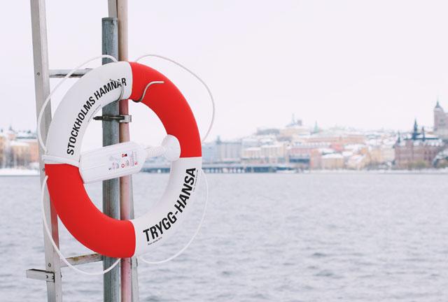 Stockholms Hamnar Life Ring