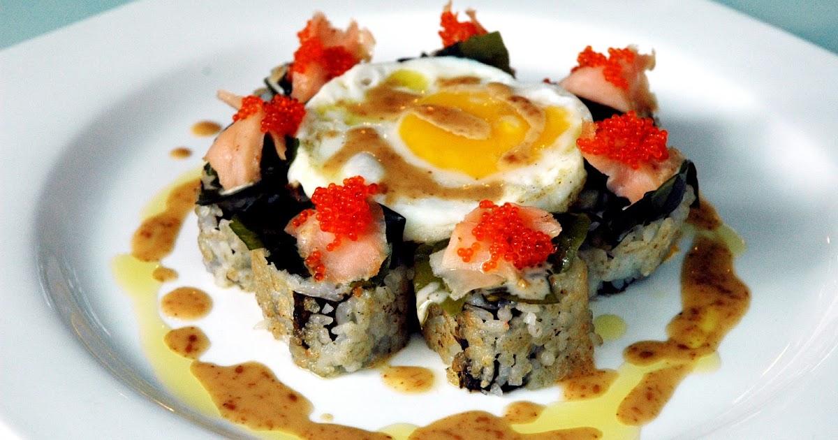 We Sushi Food Truck Menu