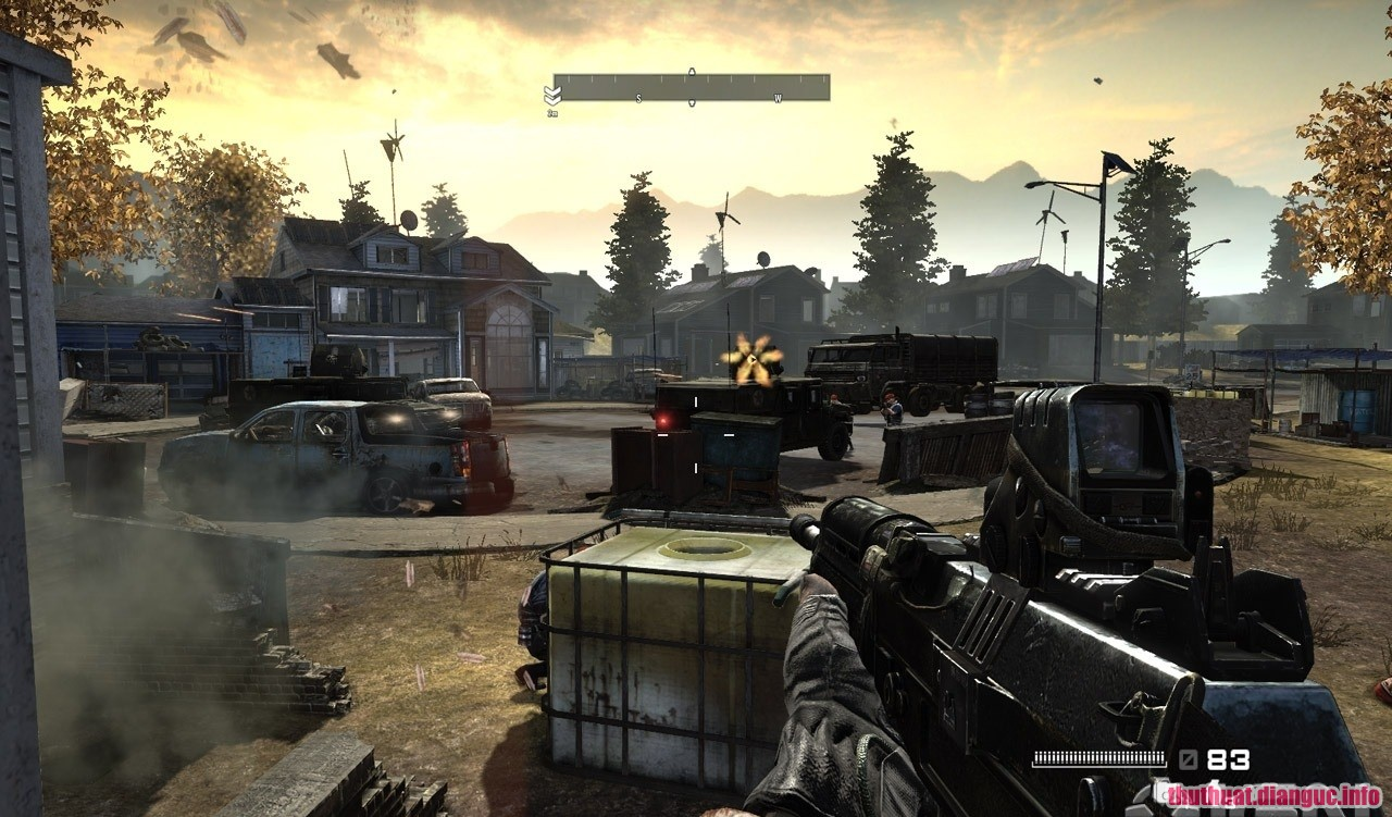 Game Homefront Full free download