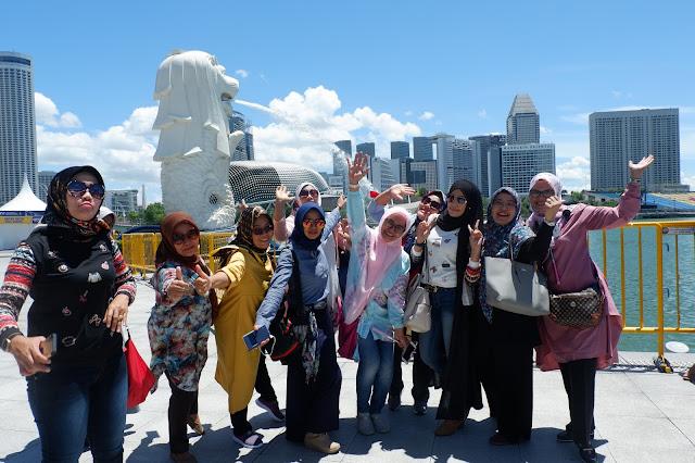 Visit Singapore Pengalaman Seru Jalan-Jalan Ke Singapura Tour Travel Mima