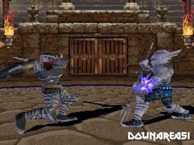 Iron and Blood PS1