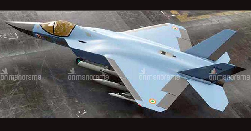 Tarmak007 -- A bold blog on Indian defence: AMCA, India's stealth ...