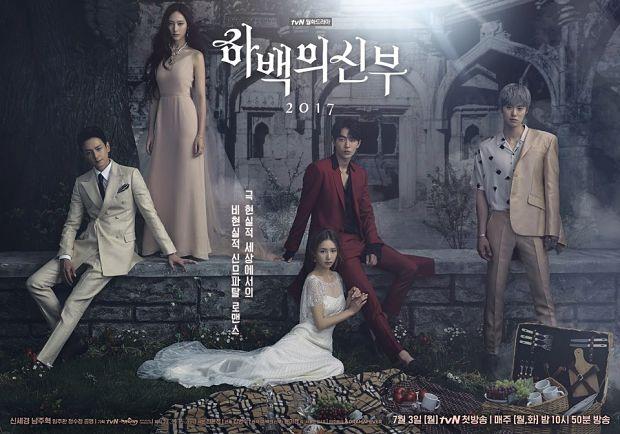 11 Drama Korea The Bride of the Water God Diadopsi dari Komik Terbaik