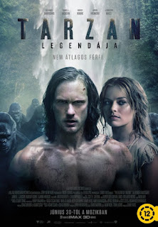download The Legend of Tarzan (2016) Indo