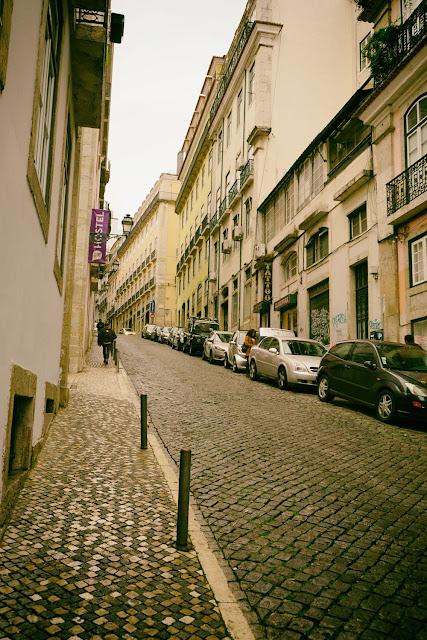 リスボン 街並み