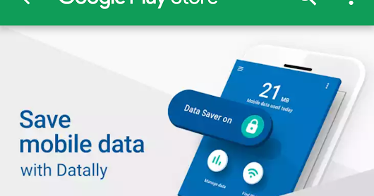 Google's new Datally app will save your wasting data app full review
