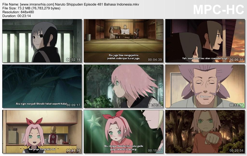 Naruto Shippuden Episode 499