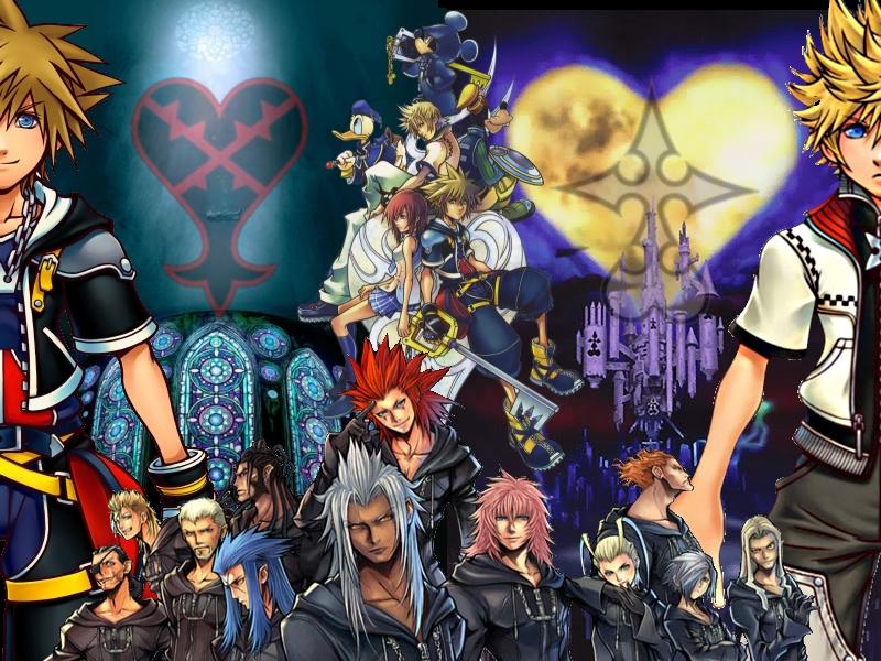 Final kingdom kingdom hearts wallpapers - Kingdom hearts wallpaper ...