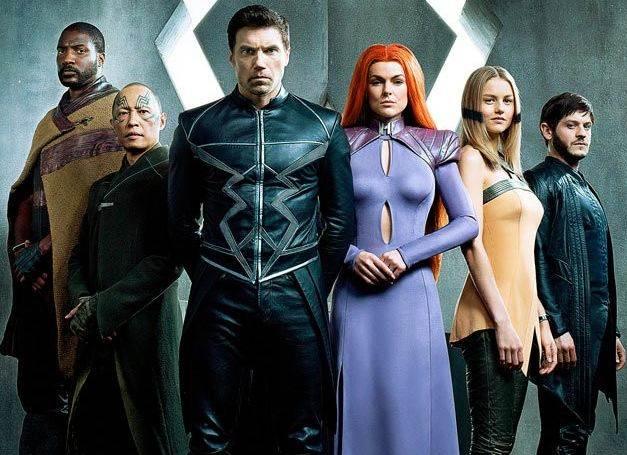 Here Comes The 'Marvel's Inhumans' Trailer Leaks Online