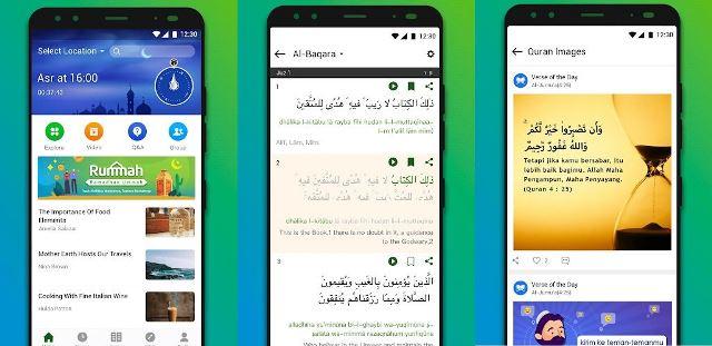 umma aplikasi ramadhan android