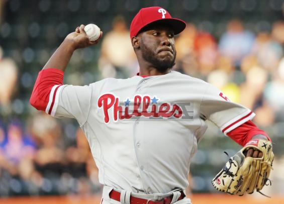 De Los Santos shines as Phillies trump Mets
