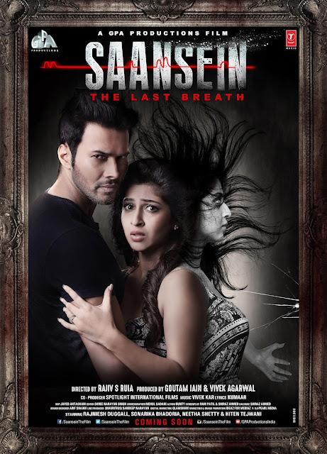 Sonarika-Rajniesh starrer SAANSEIN first poster out