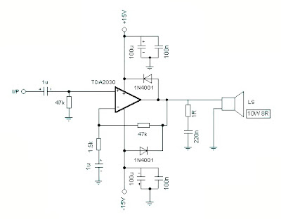 schematic-for-8-watt-amplifier